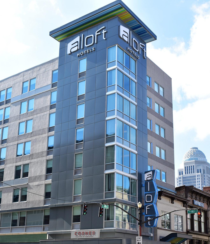 Holiday Inn Express Wall Street: A Loft Hotel Downtown Louisville